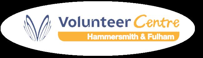 Hammersmith Fulham Colunteer Centre logo HFVC