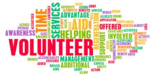 Volunteer mind map