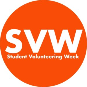 student volunteering week SVW icon