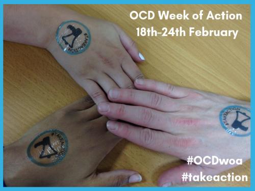 OCD Week of Action Hands OCDwoa