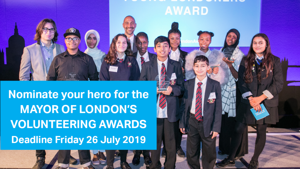 2019 Mayor of London Awards