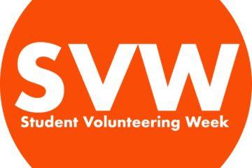 Student Volunteering Week SVW logo