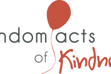 Random Act Of Kindness balloon