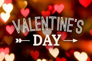 Valentine's Day hearts image